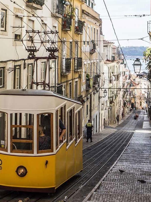Bývalý koniec sveta – magický Lisabon